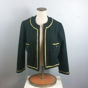 Vintage Jacket size 14(approximately size 10 today